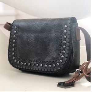 NEW Hayden Harnett Alissa Vegan Crossbody Bag